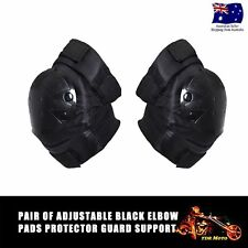 Elbow Armor Protector Guard Pads for Motorcycle Dirt Pit Bike Racing Fashion AU