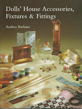 Dolls' House Accessories, Fixtures & Fittings - ISBN 1-86108-103-0 - NEW