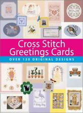 Cross Stitch Greetings Cards-Julie Cook, Sue Cook, Claire Crompton, Maria Diaz,