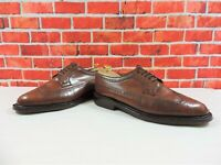 Church's Cheaney UK 8.5 US 9.5 EU 42.5 F Brogues Grafton style Recent soles