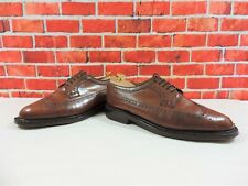 CHURCH'S CHEANEY significa Tg UK 8.5 US 9.5 EU 42.5 F Brogues NUOVO Soles Grafton
