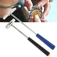 Practical Bracelet Bangle Finger Ring Making Shaping Mandrel Jewelry Hammer Tool