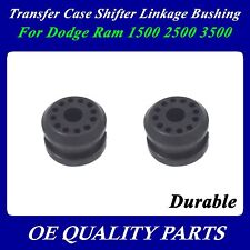 2X Dodge Ram 1500 2500 3500 4X4 transfer case shifter linkage bushing 68078974AA