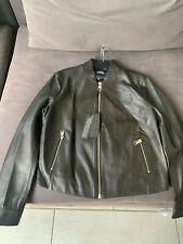 Leather jacket Karl Lagerfeld