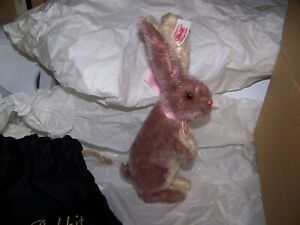 Steiff Lavender standing rabbit for Easter