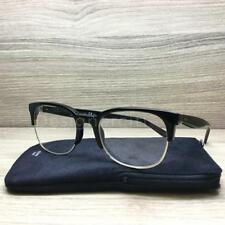Celine CL 41347 Eyeglasses Black Gold AUB Authentic 51mm