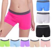 2018 Sexy Women's Seamless Lingerie Boxer Briefs Underwear Panties Underpants GW