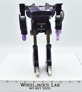Shockwave Hasbro 1985 G1 Transformers Action Figure WORKS