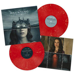 The Haunting Of Hill House Soundtrack Vinyl LP X 2 Waxwork records New Sealed