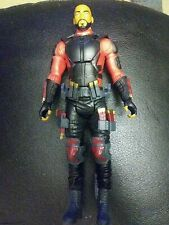 """DC Multiverse 6"""" DEADSHOT WILL SMITH LOOSE FIGURE FROM SUICIDE SQUAD..NEW...READ"""