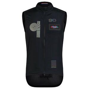 NEW Rapha Men's Cycling FUTURO Pro Team Lightweight Vest L Gilet RCC LIMITED