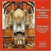 MARCUSSEN ORGAN NEW CD