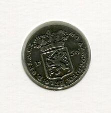 Niederlande Münzmeisterpfennig 1756 (R53)
