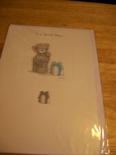 Me to You Birthday card - To A Special Son
