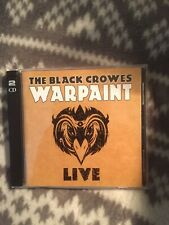 THE BLACK CROWES Warpaint Live  2CD 2009 2 Discs, Eagle Records (USA))