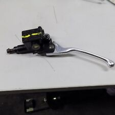 Piaggio Vespa 2015 300 GTS ie rear(lefthand) brake master cylinder and lever