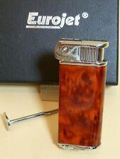 EURO JET Pipes Briquet - TUYAU SMART BROWN - NEUF - 25712A