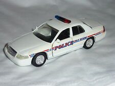 Road Champs Van Buren Police Crown Victoria Diecast Car 1:43 Scale c.1998