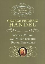 Handel Water Music For The Royal Fireworks Learn to Play Orchestra Music Book