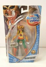 Dc Super Hero Girls Hawkgirl with Wings Action Figure Doll - 6 inches New