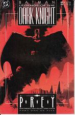 BATMAN LEGENDS OF THE DARK KNIGHT N°   11   Albo in Americano
