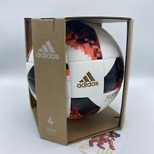 adidas Fifa World Cup 2018 Telstar Soccer Ball (Size 4)