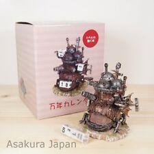 Howl's Moving Castle Figure Calendar Calcifer Studio Ghibli From Japan