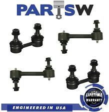 4Pc Sway Bar Links Front Rear Driver Passenger Kit for Corolla Prizm Celica
