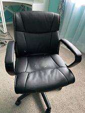 Office Executive Desk Chair Reclining Adjustable Seat Height Swivel Ergonomic