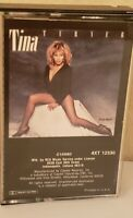 TINA TURNER - Private Dancer - 1984 Pop Cassette Tape