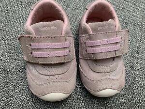 **Stride Rite Soft Motion Wyatt Sneaker - Toddler's Size 6 M Pink