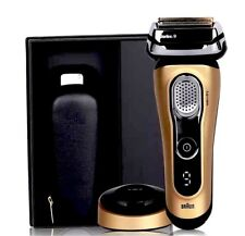 BRAUN 9299s GOLD Limited Edition Series 9 SyncroSonic Rechargeable Shaver *NEW*