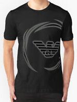 Slim Fit Emporio Armani Fashion Stretch Cotton T-shirt