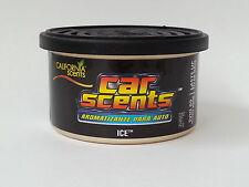 California Car Scents Duftdose- Lufterfrischer  Ice