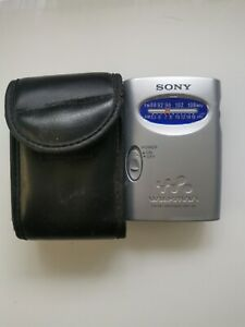Sony Walkman SRF-59 FM Stereo AM Radio Tested & Working