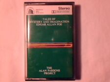 ALAN PARSONS PROJECT Tales of mystery and imagination mc cassette k7 ITALY
