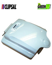 Clipsal New Style IP34 Caravan RV 10AMP Power Outlet Flap Cover