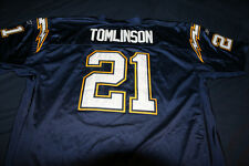 LADAINIAN TOMLINSON Authentic Reebok Jersey SAN DIEGO CHARGERS Size 58 BRAND NEW