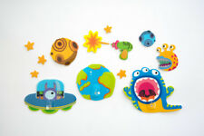 Outer Space Hook & Sticker Pack Kitchen Office Bathroom