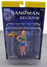 Sandman Comic Book Delirium Vertigo DC Direct Fully Posable Action Figure Gaiman