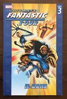 Marvel Graphic Novel Ultimate FANTASTIC FOUR Vol. 3 N-Zone  TPB