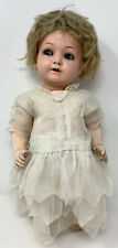 Fabulous Antique Heubach Koppelsdorf 320 Googly Flirty Breather Bisque Doll