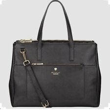 Modalu Phoebe Large Black Bag New Saffiano