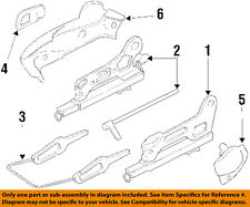 GM OEM Seat Track-Recliner Right 16837982