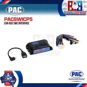 PAC SWICP5 ControlPRO2 Universal Analog/CAN-Bus Steering Wheel Control Interface