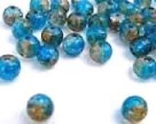 Glass & Lampwork Jewellery Making Brown Beads