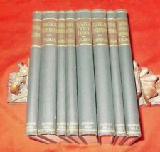 """Power Plant Library""  *1909*  (8 Volumes)  LIKE NEW !!!"