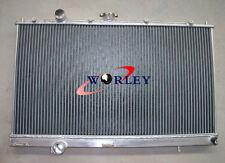 For Mitsubishi Lancer EVO 4/5/6 EVO IV V VI 1996-2001 MT Aluminum Alloy Radiator