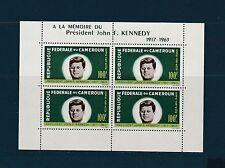 Cameroun  bloc   Kennedy   1964  num: BF 3  **