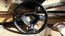VW SCIROCCO MK3 2008 - 2012 FLAT BOTTOM  DSG MULTI FUNCTION STEERING WHEEL ONLY